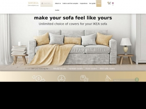Covers for sofas from Ikea